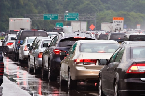 I-35 Truck Accidents Cause Injuries, Traffic Delays