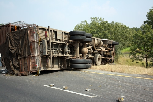 """Fatal Truck Accidents Have Doubled on the """"Death Highway"""" to West Texas Oil Fields"""