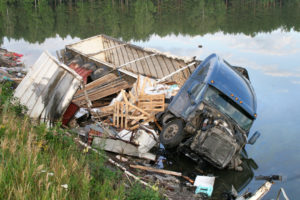 When, Why & Where Truck Accidents Happen