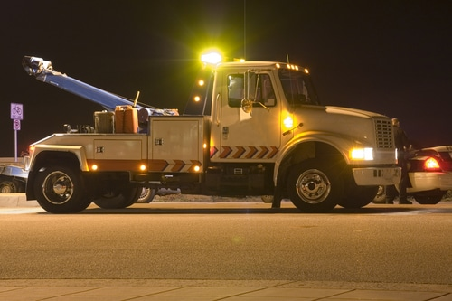 Staying Safe Overnight at Truck Stops: 6 Essential Tips