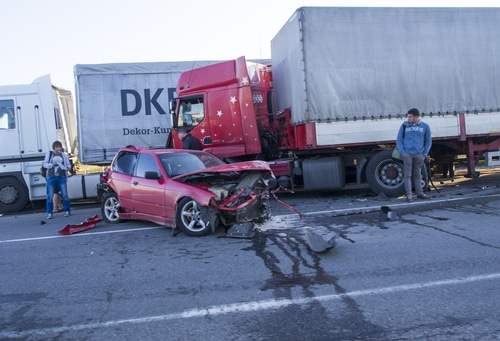 Motor Carrier Negligence & Truck Accidents
