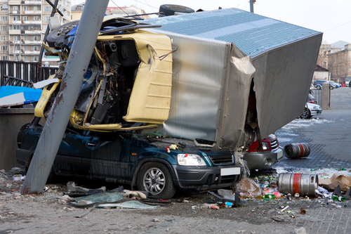 Who Is Liable for My Truck Accident? | Truck Accident Lawyer | Amaro Law Firm